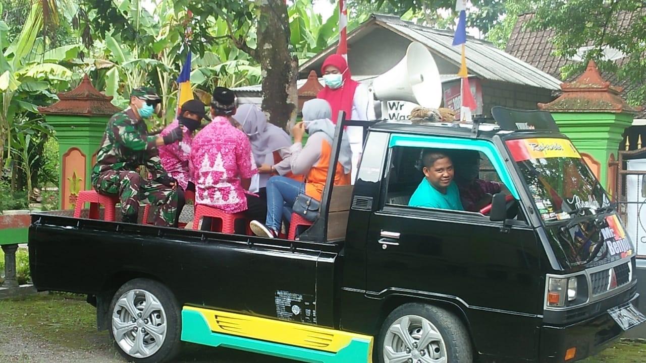 Satgas Jogo Tonggo Kunci Keberhasilan Penekanan Penyebaran COVID 19 Kabupaten Semarang